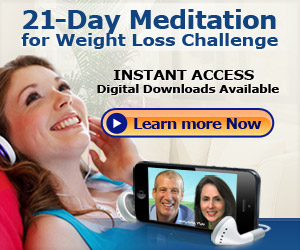 21 Day Meditation Weight Loss Challenge