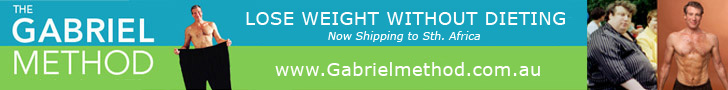 The Gabriel Method How to lose weight without Dieting.