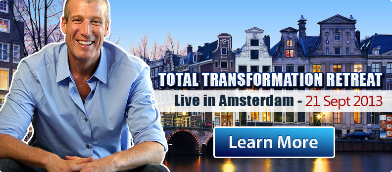 Total Transformation Retreat - Live in Amsterdam