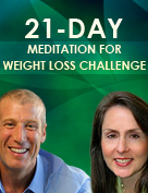 21-Day Meditation for Weight Loss Challenge