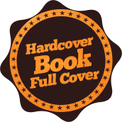 hardcover badge