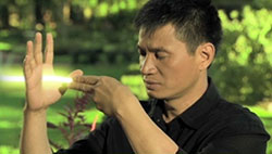 PHOTO: Robert Peng is a living master of qigong and your teacher in this program.