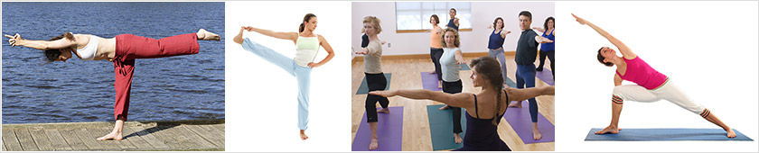 yoga photo strip