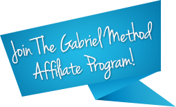 Join The Gabriel Method Affiliate Program!