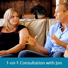 1-on-1 Consultation with Jon