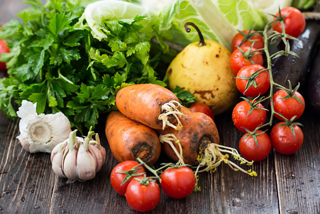 Buy Fruits and Vegetables