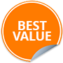best value logo