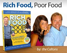 FREE BONUS #9:Rich Food, Poor Food: 1st Chapter (pdf)
