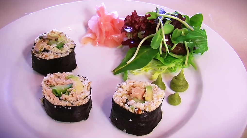 cauliflower-sushi