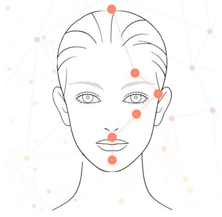 tapping-face-with-dots