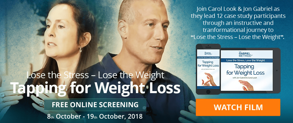 tapping for weight loss 995 x 560 banner