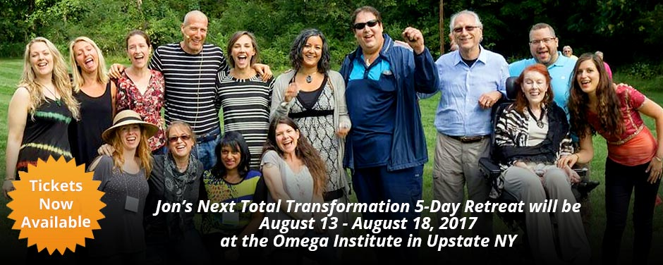 The Gabriel Method Transformation Retreat Banner