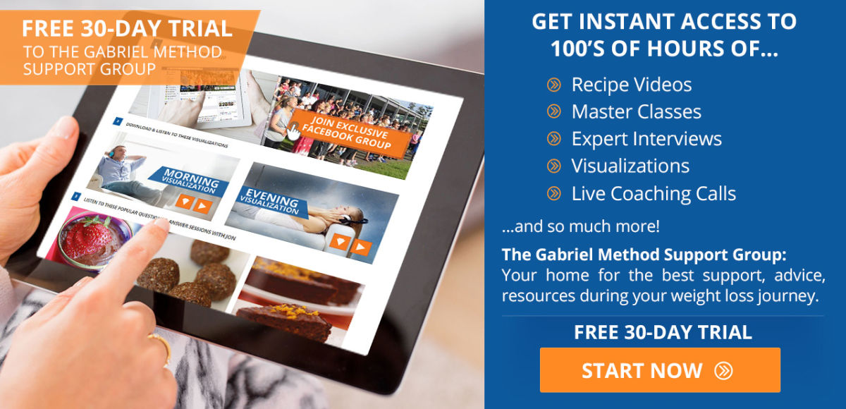 The Gabriel Method Support Group Banner