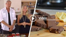 Quick & Easy Homemade Healthy Chocolate