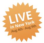 Live in New York Aug 4 - Aug 9, 2019