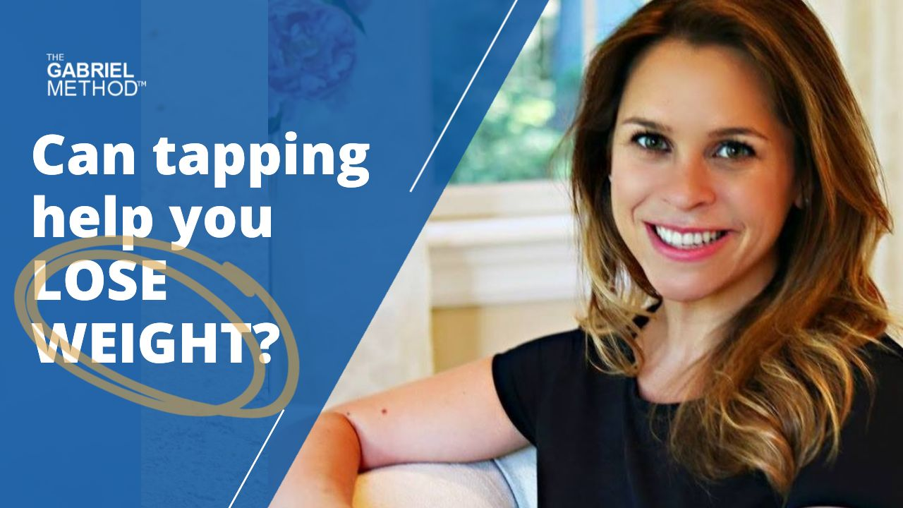 Expert Interview with Jessica Ortner: Can tapping help you lose weight?